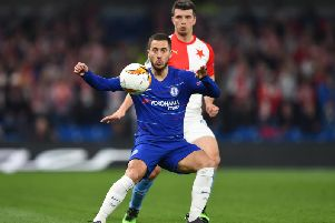 Eden Hazard (Photo by Harriet Lander/Getty Images)