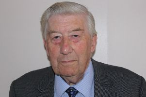 John Bailey, who represents Rudgwick at Horsham District Council
