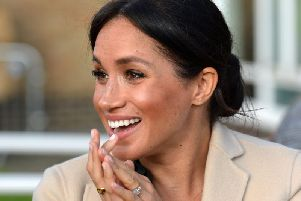 Duchess of Sussex Meghan Markle. Picture: Peter Cripps