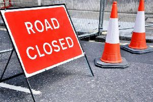 Road expected to remain closed for sometime.