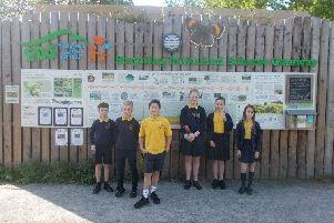 Upper Beeding Primary School pupils attended a glass art workshop at Steyning Downland Scheme SUS-190805-141058001