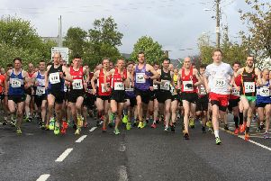The Buncrana 5k is expected to attract some of the north's top athletes on Wednesday evening.