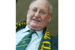 Much-loved Horsham Football Club president Frank King has died