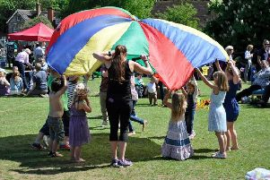 Findon Village Summer Revels