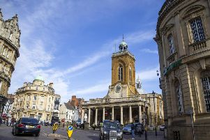 The council will look at how Northampton can become more environmentally friendly