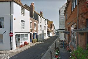 All Saints' Street in Hastings is one of the roads included in the consultation