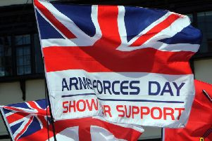 Armed Forces Day is on Sunday, June 29. Photo: Steve Prouse