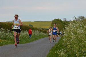 Paula Downing shows good form at the first of the 2019 Clickem Inn series. Picture: Steve Green EMN-190617-114016002