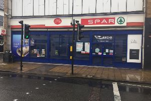 The Post Office branch in Bath Street is temporarily closed on Tuesday June 25 (2019).