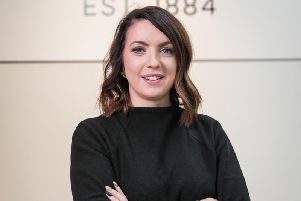 Grace Lough, M&S Carrickfergus Store Manager