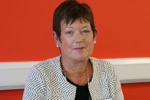 Tracy Evans, chief executive of Sussex Housing & Care