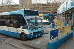 Bedford Bus Station