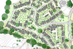 Layout plan for new development