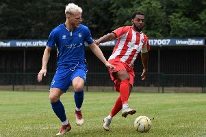 Leighton Town vs AFC Dunstable