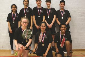 Rugby Badminton Youth Squad Under 14s