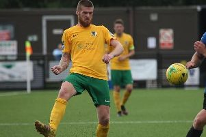 Horsham's Rob O'Toole. Picture by John Lines