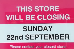 The Jessops store in Horsham is closing.