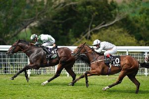Beat Le Bon wins the Unibet Golden Mile at Goodwood in the recent festival week - he could return for the Celebration Mile / Picture: Getty Images