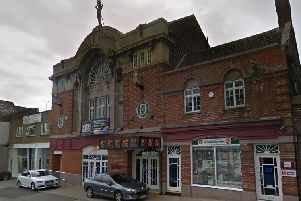 The Leamington Assembly. Photo by Google Street View.