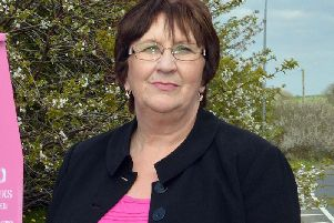 SDLP MLA Dolores Kelly