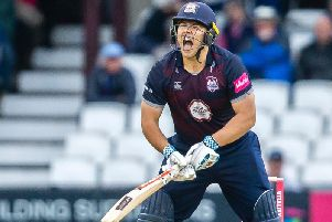 Adam Rossington and Co have endured a frustrating T20 campaign