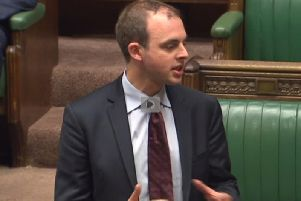 MP Matt Warman is urging his colleagues to support the Prime Minister.