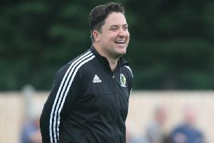 Horsham manager Dominic Di Paola. Picture by Derek Martin Photography