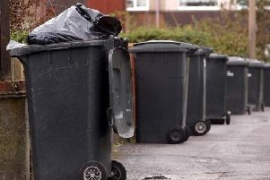 The new food waste trial starts this week