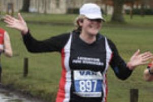 Katharine has completed four Half Marathons to raise money for two charities