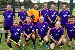 City of Portsmouth veterans XI