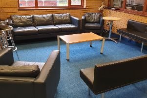 This good-quality, secondhand furniture has given Steyning Grammar School's inclusion unit a more grown-up and cared for look