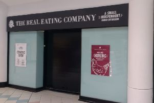 The Real Eating Company is returning to Horsham