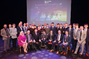 First place award winners at the 2019 Draynes Farm Sports Awards