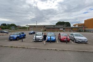 The Bowls Club car park. Picture courtesy of Google Street View