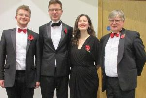 Review  Sussex Chorus, St Andrews Church, Burgess Hill
