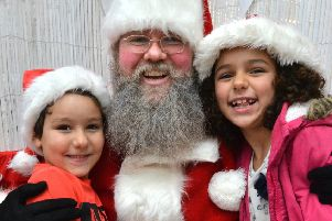 Santa's Frozen Adventure is coming to The Beacon this Christmas SUS-191121-095143001